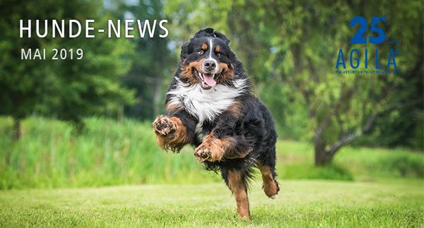 AGILA Hunde-News Mai 2019
